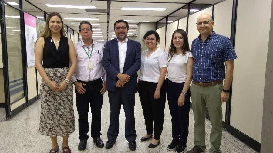 ColombiaMide en diálogo con actores de la cadena del aguacate Hass