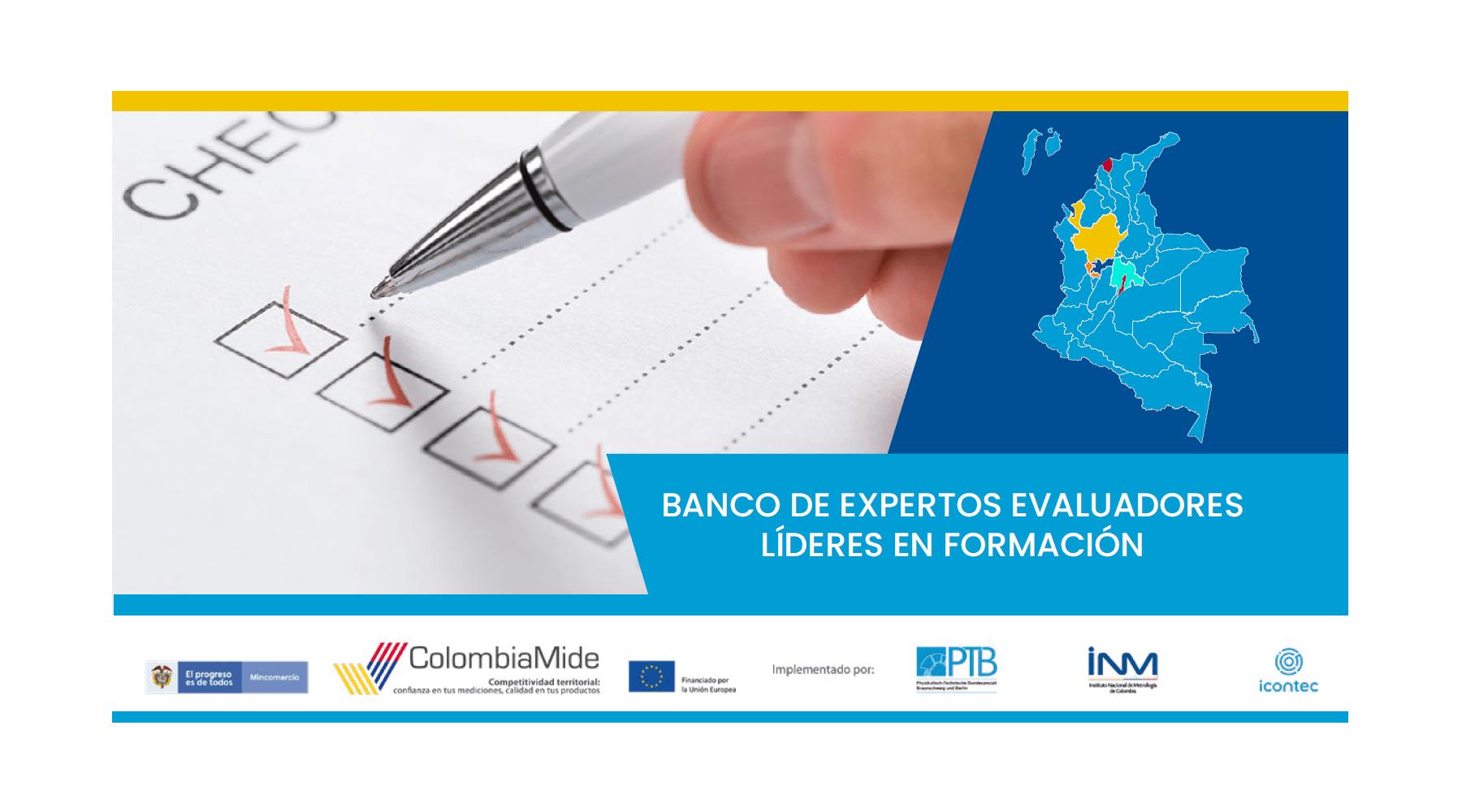ColombiaMide hace lanzamiento del Banco de Expertos para la Evaluación de Capacidad Metrológica que apoyará los servicios de la Infraestructura de la Calidad