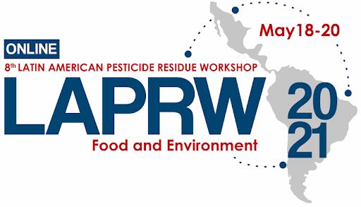 Exitosa participación del INM en el Congreso Latinoamericano de Residuos de Plaguicidas